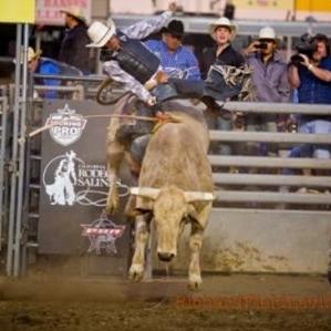 Professional Bull Riders to invade Salinas, California