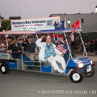 THIS SATURDAY IS A NIGHT FOR PARADES TO KICK OFF BIG WEEK
