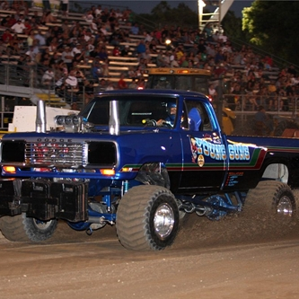 Central Coast Motorsports Spectacular to Feature Truck & Tractor Pulls