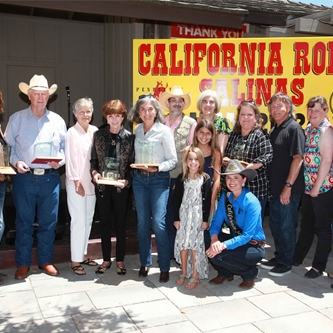 CALIFORNIA RODEO SALINAS SEEKING HALL OF FAME NOMINATIONS