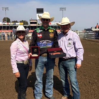 THE 106TH CALIFORNIA RODEO SALINAS IS IN THE RECORD BOOKS
