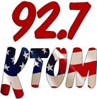 KTOM 92.7FM