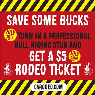 CALIFORNIA RODEO SALINAS OFFERS AFFORDABLE FAMILY FUN