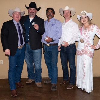 CALIFORNIA RODEO SALINAS WELCOMES NEW DIRECTORS
