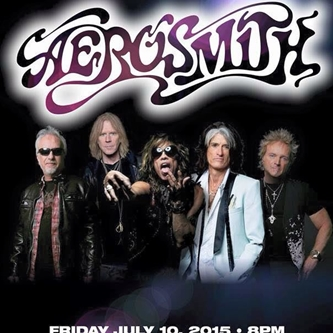 Aerosmith to Play at the Salinas Sports Complex July 10, 2015