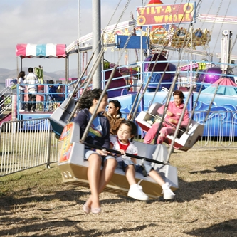 CALIFORNIA RODEO CARNIVAL OPENS THIS FRIDAY