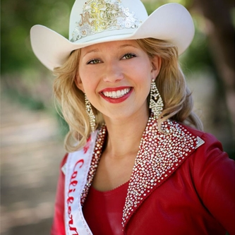 The Miss California Rodeo Salinas Contest Opens on February 14th