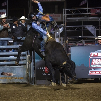 PROFESSIONAL BULL RIDERS BUCK INTO SALINAS JULY 18TH
