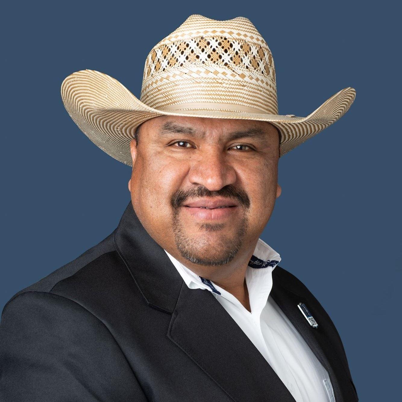 Juan Avila- 1st Vice President