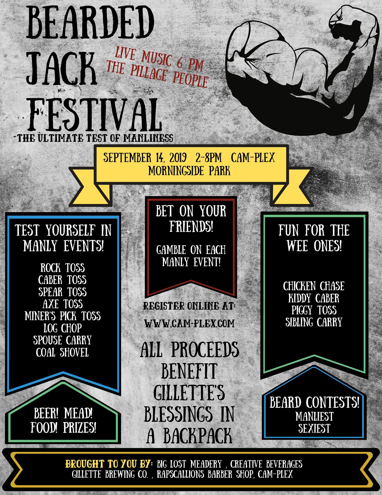 Bearded Jack Festival