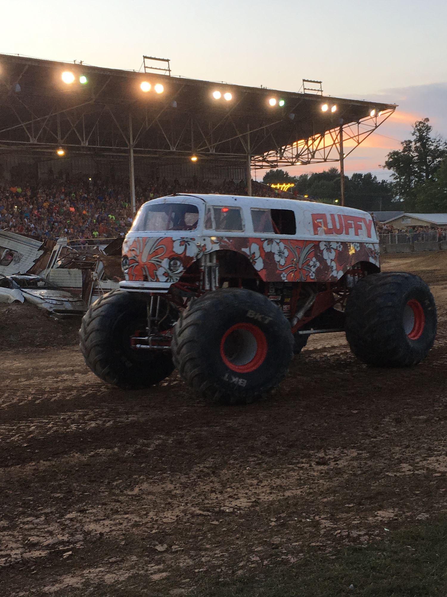 Monster Truck & Thrill Show