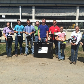 2015 Junior Fair Showmen of Showmen