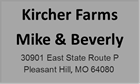Kircher Farms