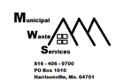 Municipal Waste Services