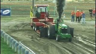 2008 Cass County Fair Truck and Tractor Pull