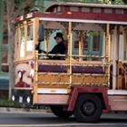 SARAFORNIA Streetcar Decoration