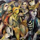 The Baker Sisters - Painting - Resident Designer
