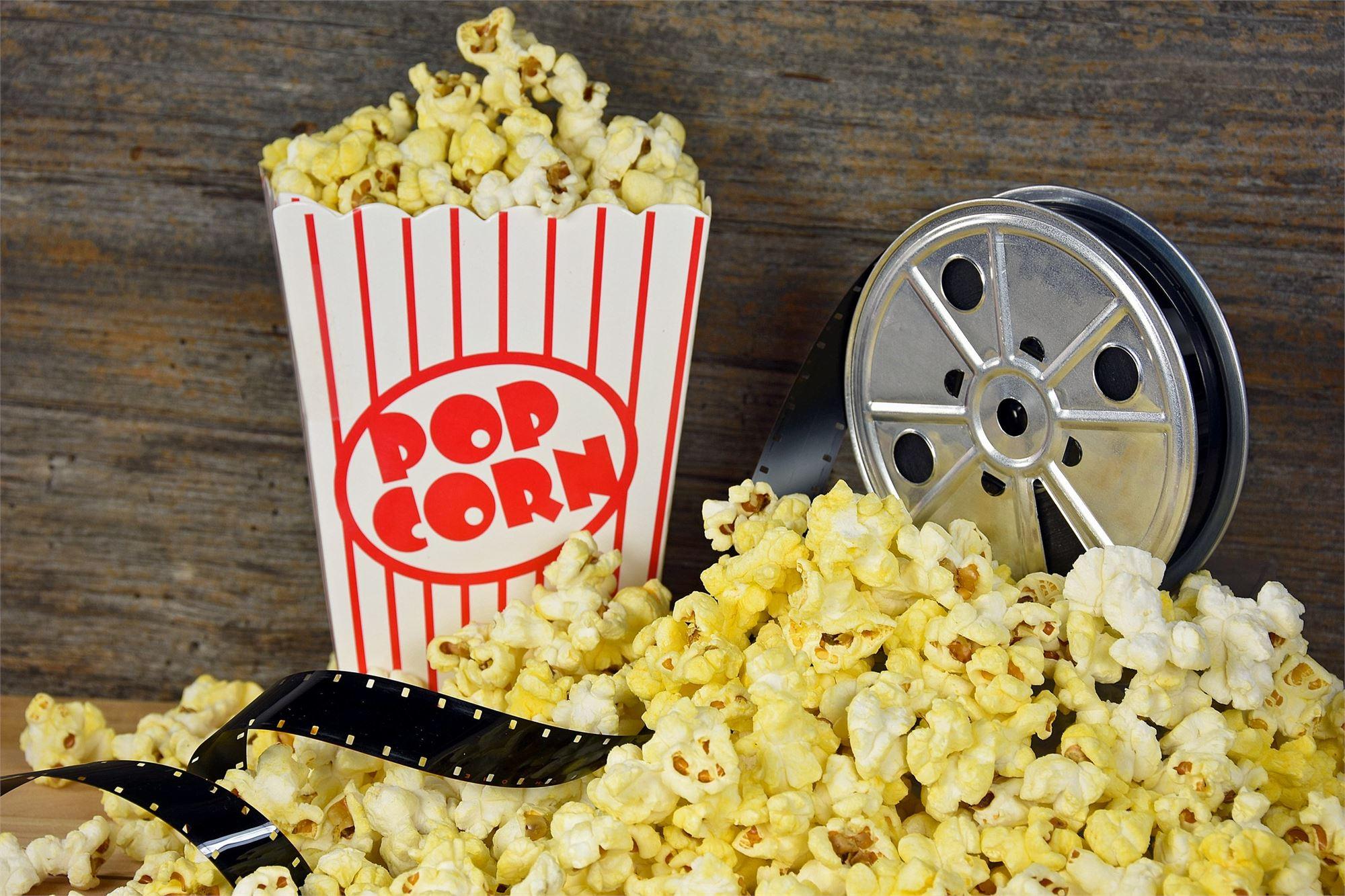 Movies & Popcorn - Butler Pavilion