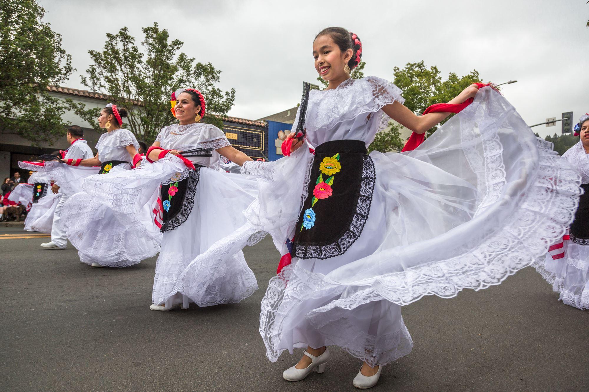 Ballet Folklorico El Valle