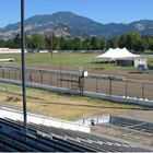 Grandstands & Track (Non-Racing Event)