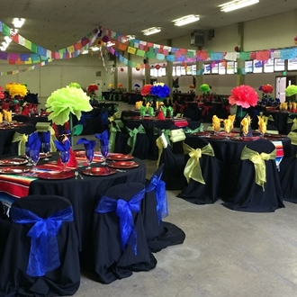 Quinceanera in the Tubbs Building