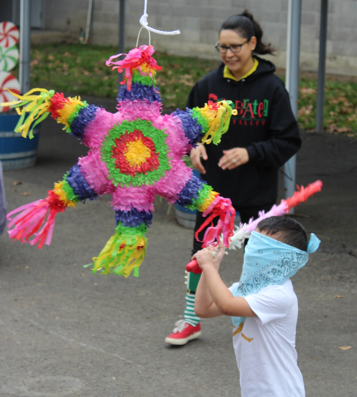Piñata Time - Outdoor Square