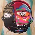 Jermaine Burse, painting