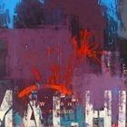 Steve Javiel, painting