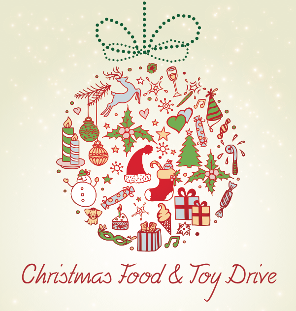 Toy & Food Drives - Tubbs