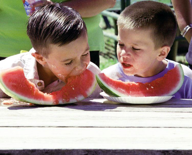 Watermelon Eating Contest 8:30-9:00 pm