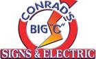 """Conrad's Big """"C"""" Signs"""