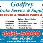 Godfrey Brake