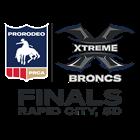 PRCA Xtreme Bronc Finals August 22