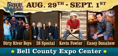 Central Texas State Fair Belton, TX