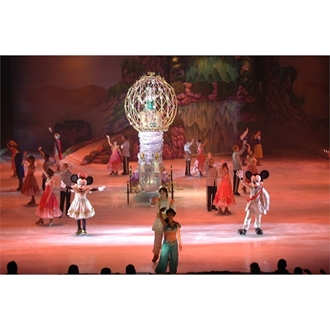DISNEY ON ICE - 2007
