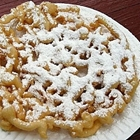 Funnel Cake Eating Contest
