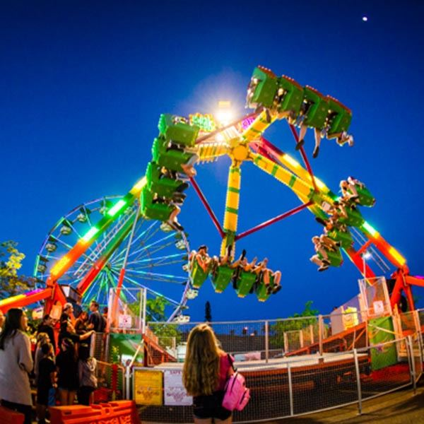 Carnival Rides / Midway