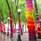 Yarn Bombing Contest