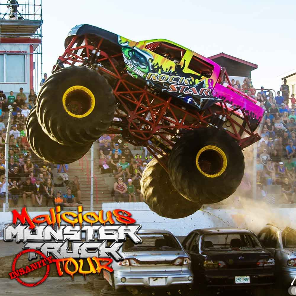 Malicious Monster Truck Insanity Tour