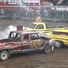 Pick Up Truck Demolition Derby