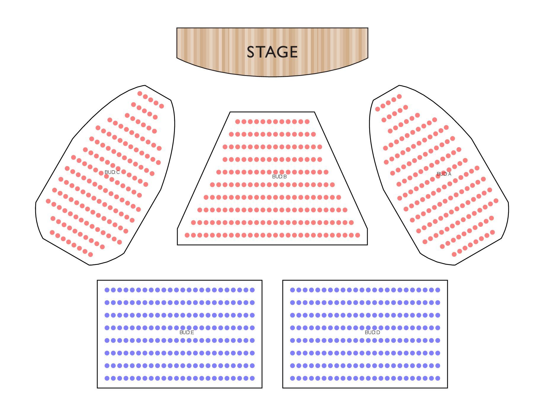 Us Cellular Concert Series Seating Chart - Us-cellular-seat-map