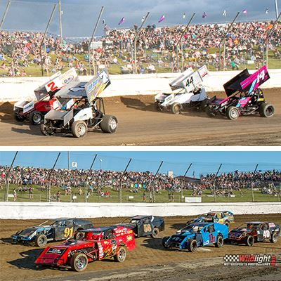 WA Modified Nationals & Sportsman Sprint Finals