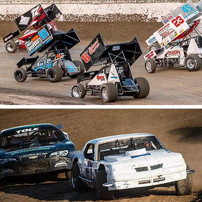 Summer Thunder Sprint Series & WA Street Stocks