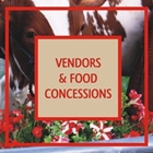 Vendors & Food Concesionnaires