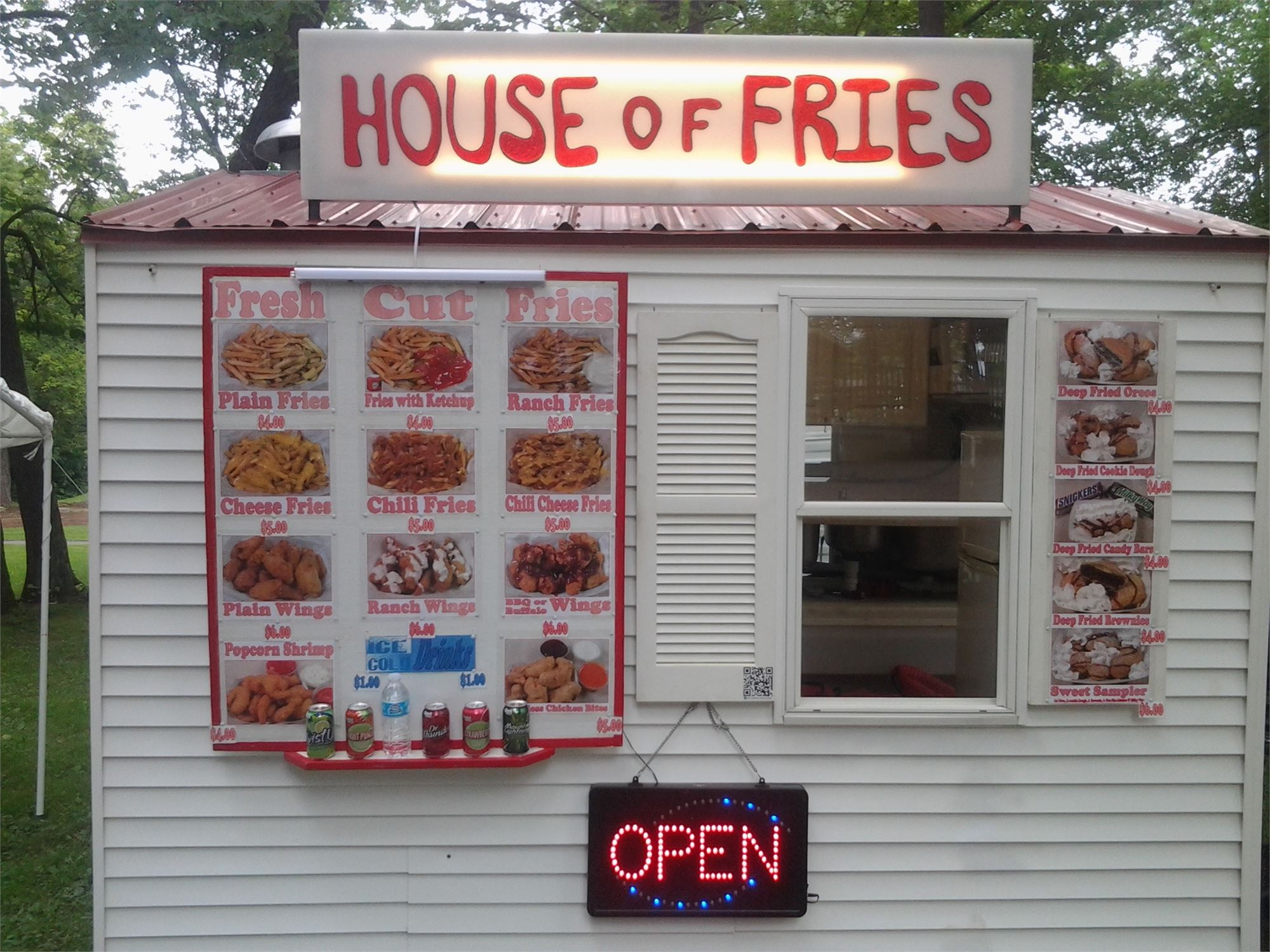 House of Fries