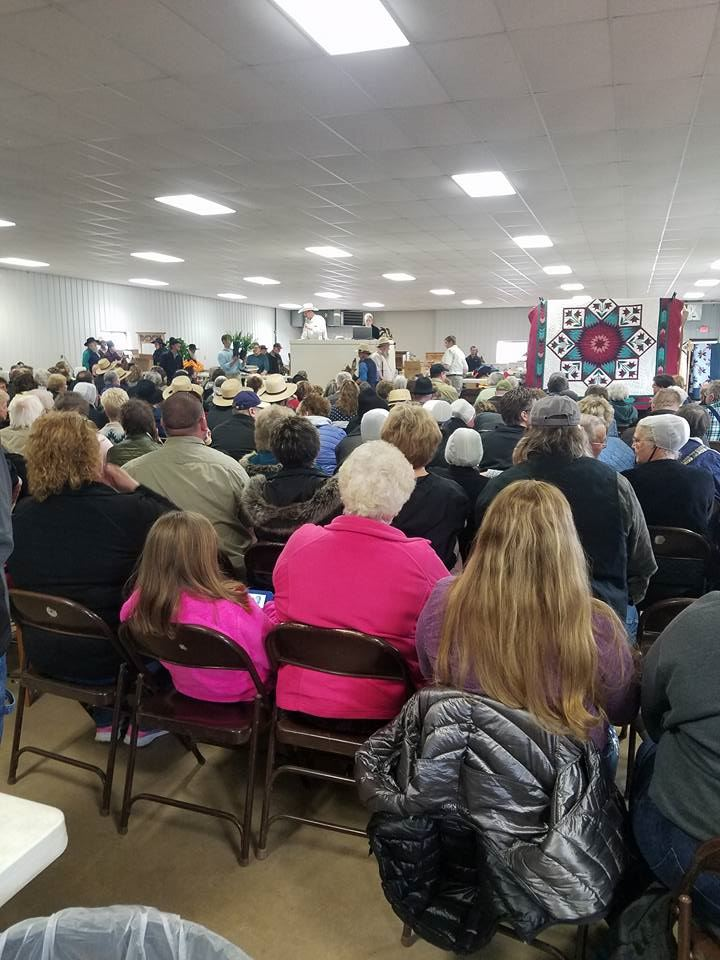 Marshfield Consignment Auction