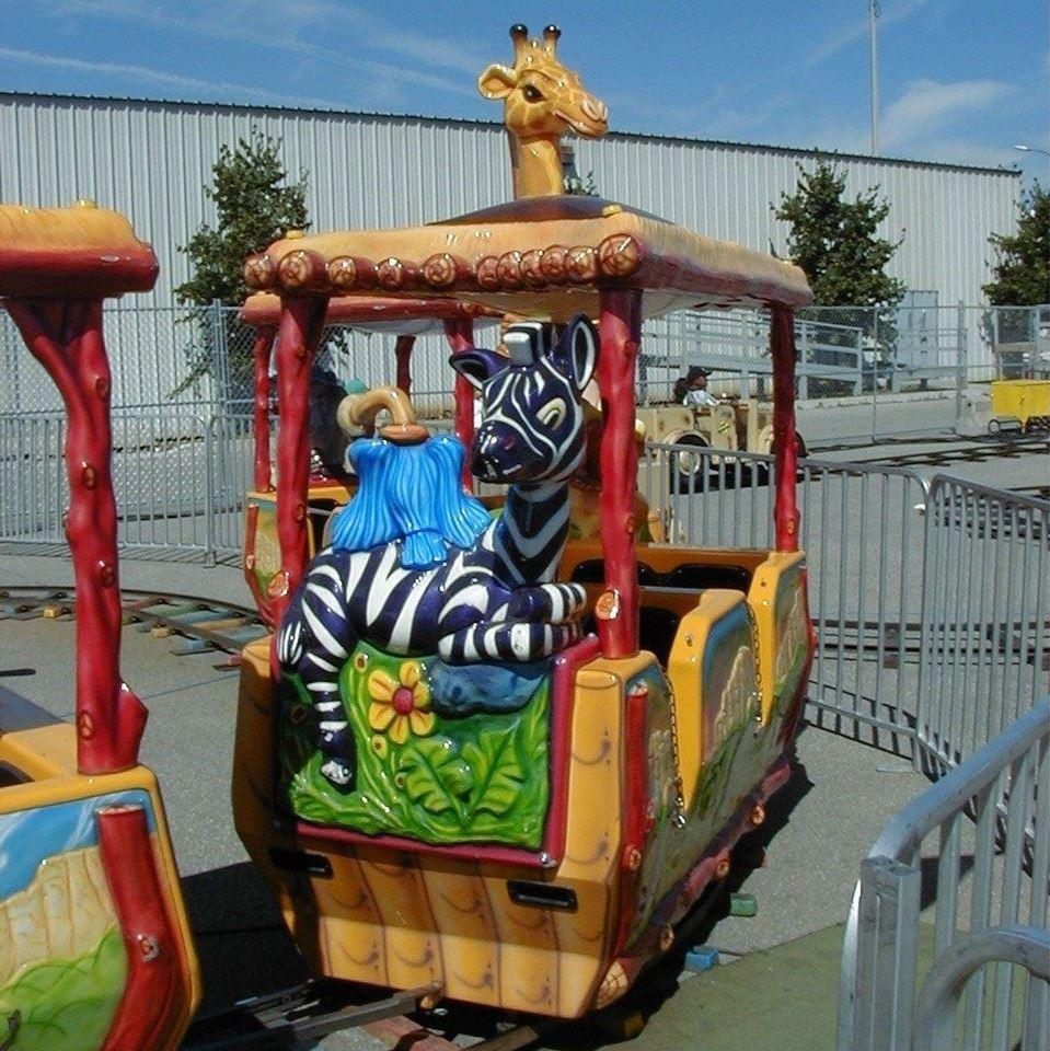 NEW - Safari Train