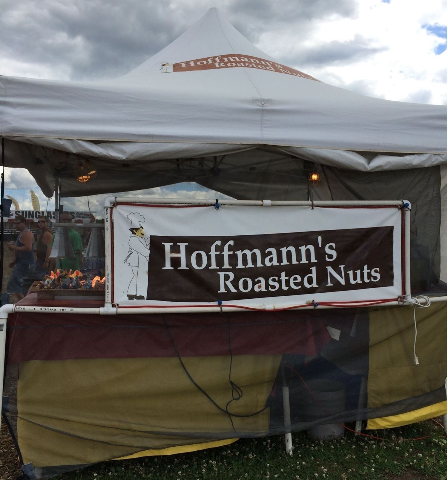 Hoffman's Roasted Nuts