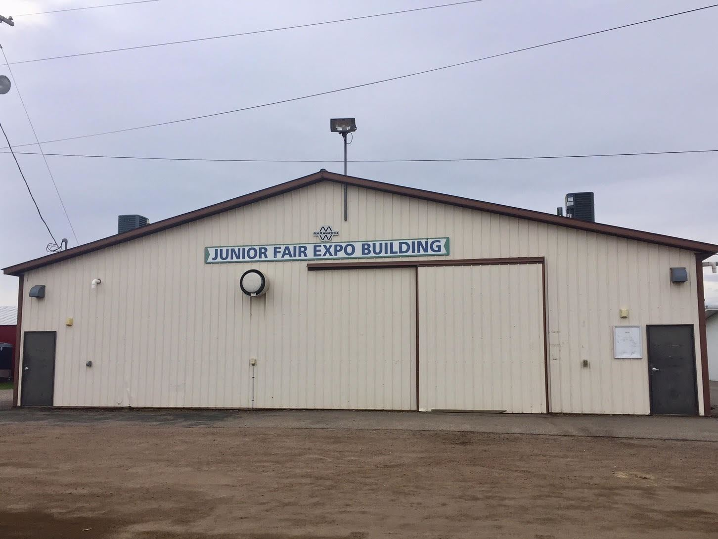 Junior Fair Expo Building