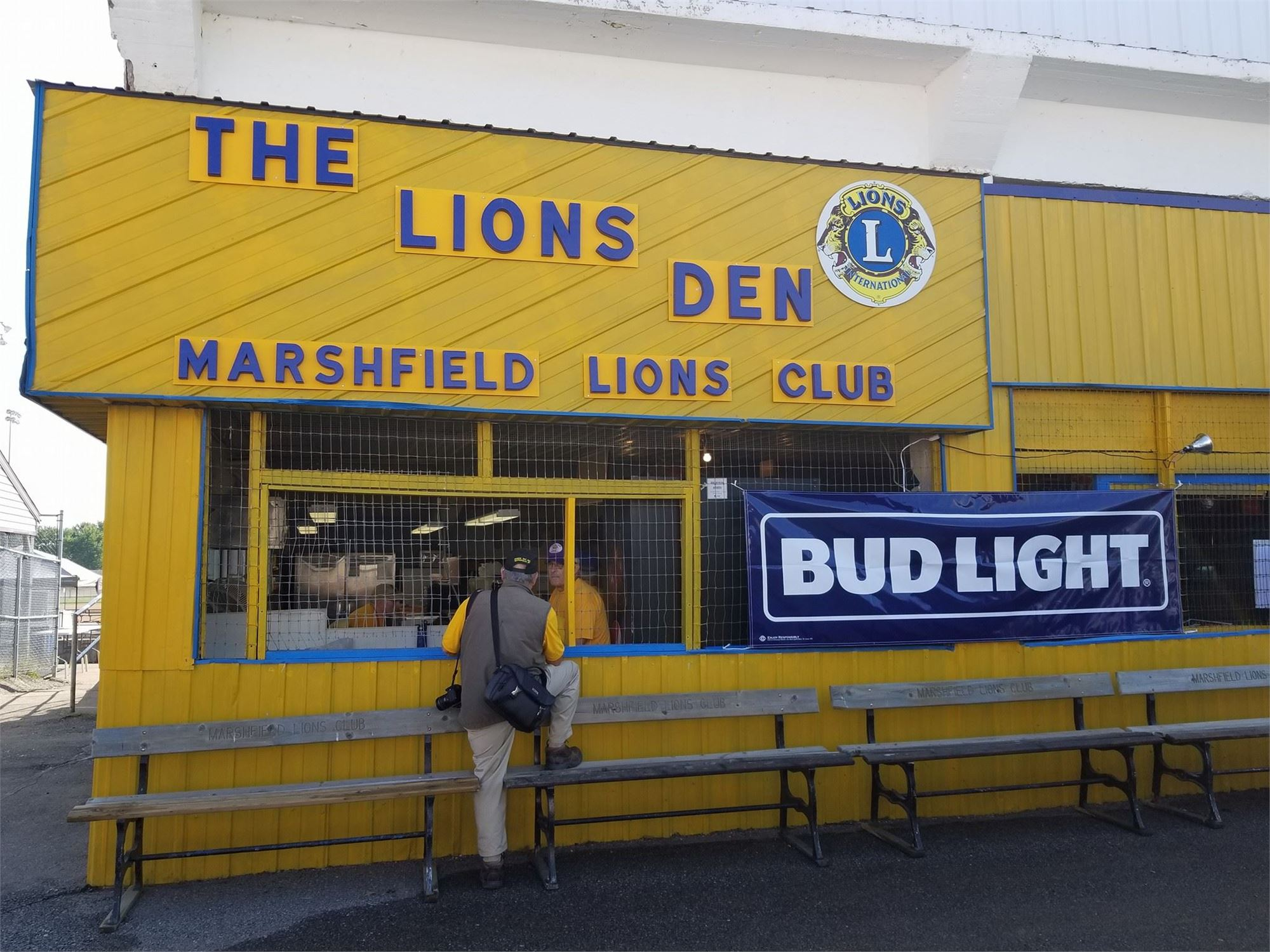 Marshfield Lion's Club - Lion's Den